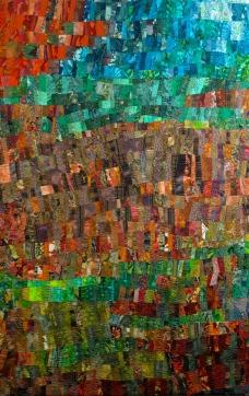 """Landscape - 28.5"""" x 44"""" - $625"""