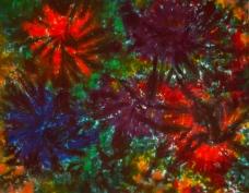 Flowers – 43″ x 33.5″ – $720