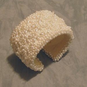 Pearl Cuff - $70