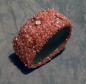 Pink Cuff - $50