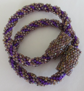 Two Purple Bands $70.00