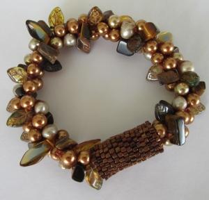 bronze-pearls