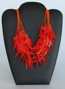 Orange Spikes - $110.00