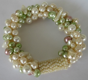white-green-pearls