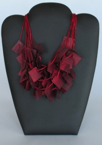 Red Squares - $110.00